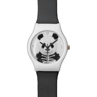 ゾンビのパンダ 腕時計