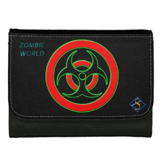 ゾンビの世界によって感染させる財布 ウォレット
