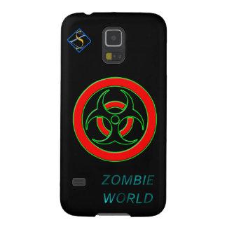 ゾンビの世界によって感染させるSamsungの銀河系S5のプラスチック Galaxy S5 ケース