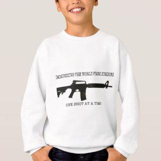 ゾンビの免疫 スウェットシャツ