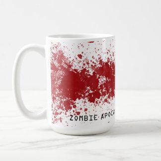 ゾンビの啓示の存続のマグ コーヒーマグカップ