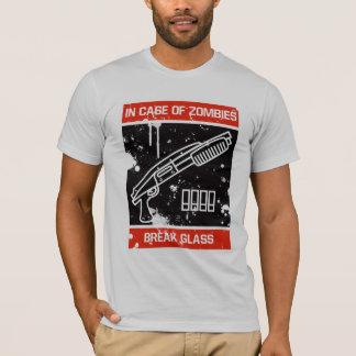 ゾンビの場合には Tシャツ
