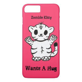 ゾンビの子猫は抱擁がほしいと思います iPhone 7 PLUSケース