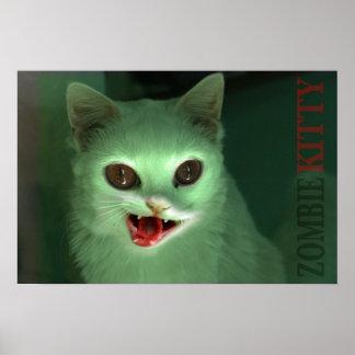 ゾンビの子猫 ポスター