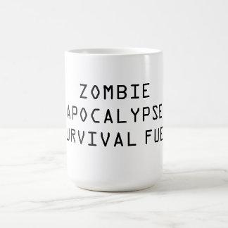 ゾンビの存続のマグ コーヒーマグカップ