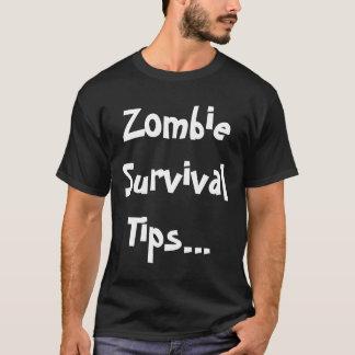 ゾンビの存続の先端… Tシャツ