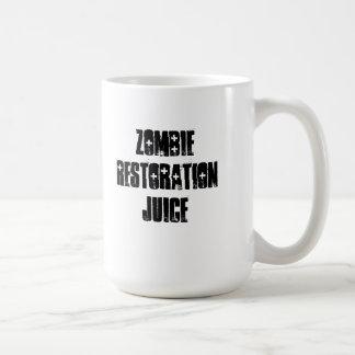 ゾンビの復帰ジュース コーヒーマグカップ