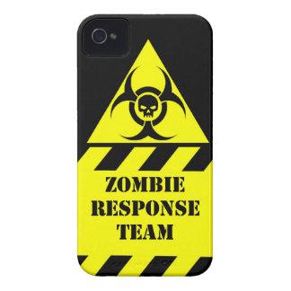 ゾンビの応答のチームは平静を保ち、ゾンビを殺します Case-Mate iPhone 4 ケース