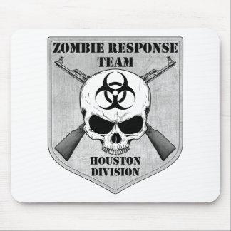 ゾンビの応答のチーム: ヒューストン部 マウスパッド
