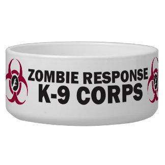 ゾンビの応答K-9隊