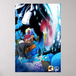 ゾンビの戦い ポスター