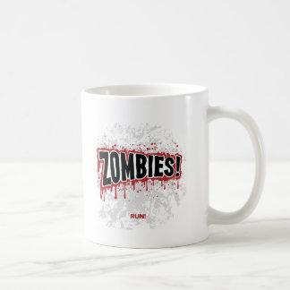 ゾンビの操業! コーヒーマグカップ