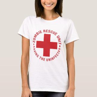 ゾンビの救助隊 Tシャツ