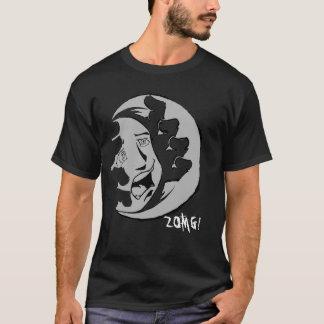 ゾンビの月光 Tシャツ