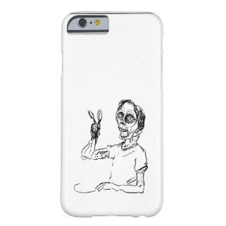 ゾンビの朝 BARELY THERE iPhone 6 ケース