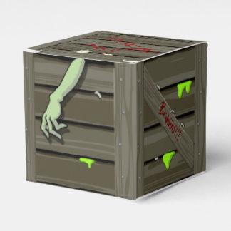 ゾンビの木枠 フェイバーボックス