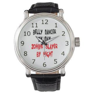 ゾンビの殺害者のベリーダンサー 腕時計