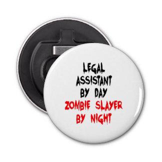 ゾンビの殺害者の弁護士の助手 栓抜き