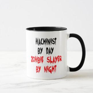 ゾンビの殺害者の機械工 マグカップ