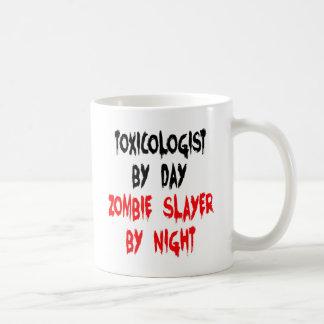 ゾンビの殺害者の毒物学者 コーヒーマグカップ