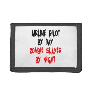 ゾンビの殺害者航空会社のパイロット