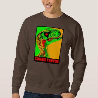 ゾンビの猛禽-人のセーター スウェットシャツ