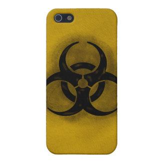 ゾンビの生物学的災害[有害物質]のiPhoneの場合 iPhone 5 ケース