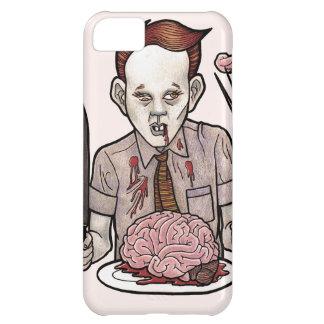 ゾンビの男の子の食べ物の頭脳 iPhone5Cケース