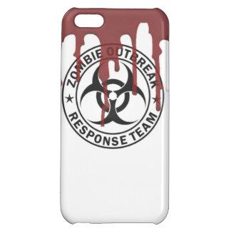 ゾンビの発生の応答のチームゾンビの死んだ吸血鬼c iPhone5Cケース