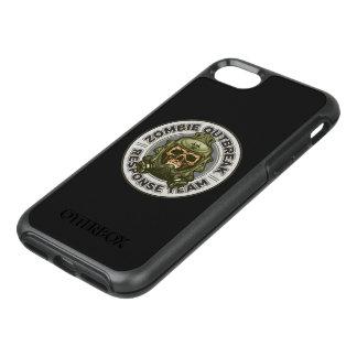ゾンビの発生の応答のチーム オッターボックスシンメトリーiPhone 7 ケース