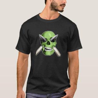 ゾンビの石大工 Tシャツ