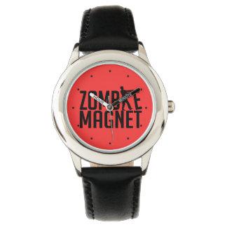 ゾンビの磁石のカスタムの腕時計 腕時計