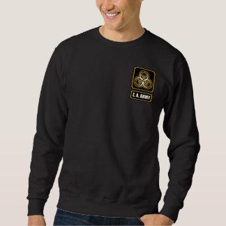 ゾンビの絶滅の狙撃兵のチームセーター スウェットシャツ