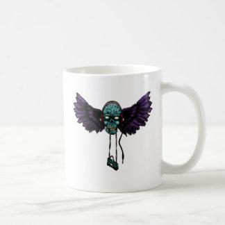 ゾンビの翼 コーヒーマグカップ