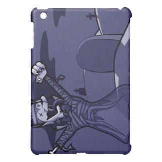 ゾンビの計算のFrankenwolfのミイラの幽霊 iPad Miniカバー
