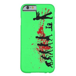 ゾンビの進化のiPhone6ケース iPhone 6 ベアリーゼアケース