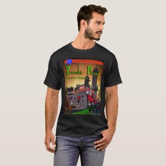 ゾンビの道: 大虐殺の護送 Tシャツ