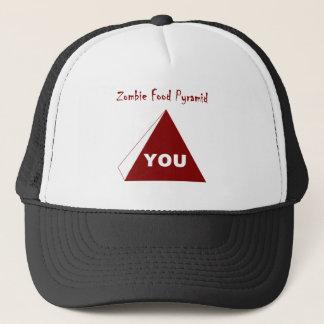 ゾンビの食糧ピラミッドZ キャップ