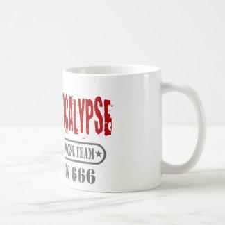 ゾンビの黙示録部666 コーヒーマグカップ