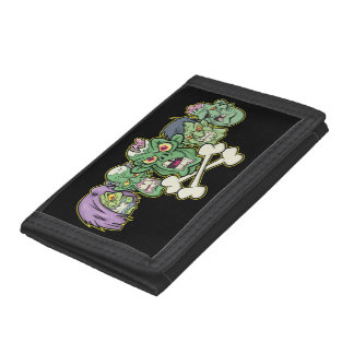 ゾンビのXbonesの「グループ001'財布