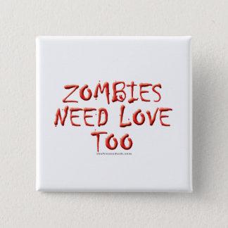 ゾンビは愛を必要としますも 缶バッジ