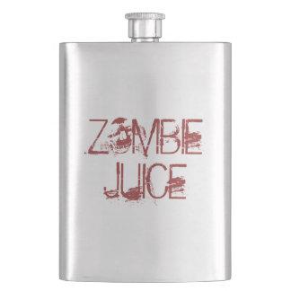 ゾンビジュースのおもしろいなハロウィンの飲み物の支柱 フラスク