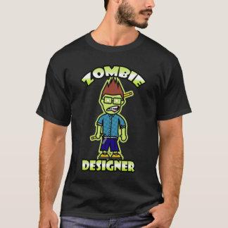 ゾンビデザイナー Tシャツ