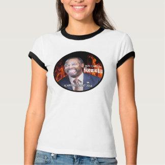 ゾンビベンカーソン2016年 Tシャツ