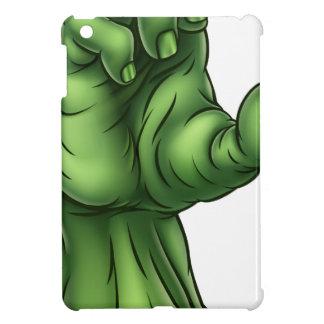 ゾンビモンスターのハロウィン手 iPad MINIカバー