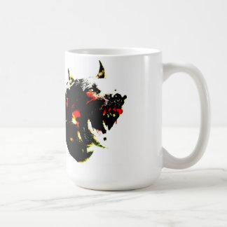 ゾンビ犬のコーヒー・マグ コーヒーマグカップ