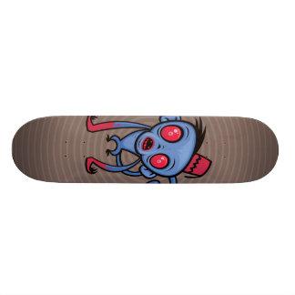 ゾンビ猿のスケートボード スケートボード