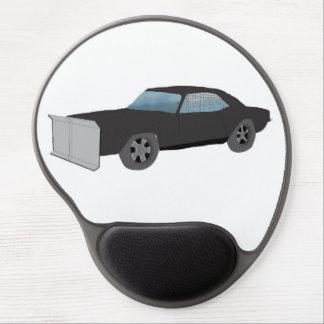 ゾンビ車のマット ジェルマウスパッド