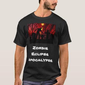 ゾンビ食の黙示録 Tシャツ