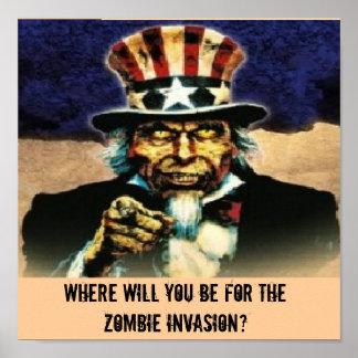 ゾンビInvのために…あるところ、米国市民 ポスター